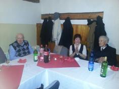Deň dôchodcov-Nyugdíjasnap 15.11.2013