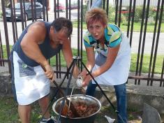 Súťaž vo varení guláša 16.08.2014